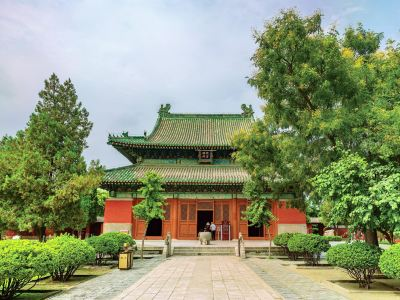 Longxing Temple