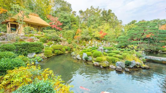 Toji-in Temple