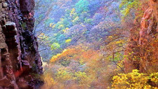 창옌산(창암산) 관광지