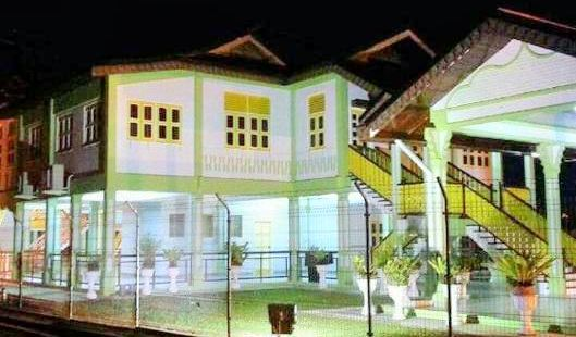 Istana Darussalam