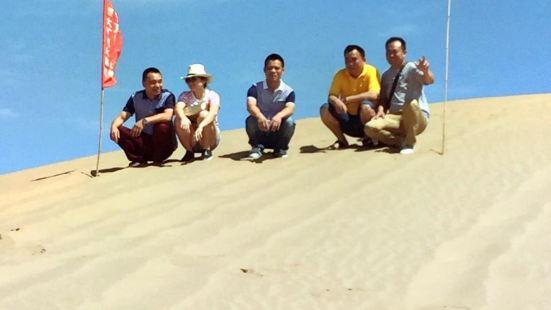 大海子沙漠生態旅遊區