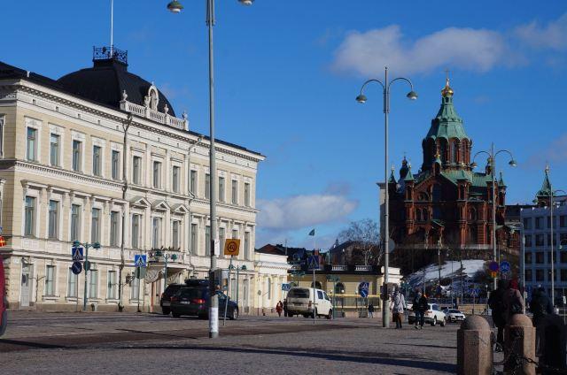 Kaupungintalo Helsinki