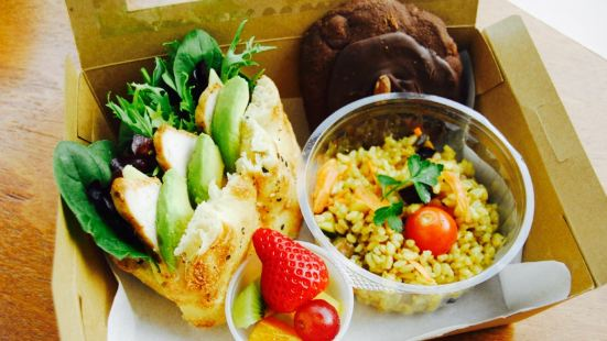 Lunch Box Café