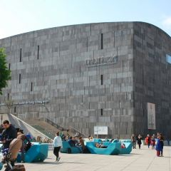 MuseumsQuartier Wien User Photo