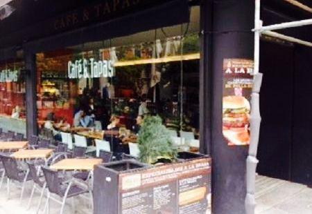CAFE & TAPAS CARRETAS 14
