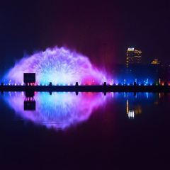 Fushun City Crescent Island Ecological Park User Photo