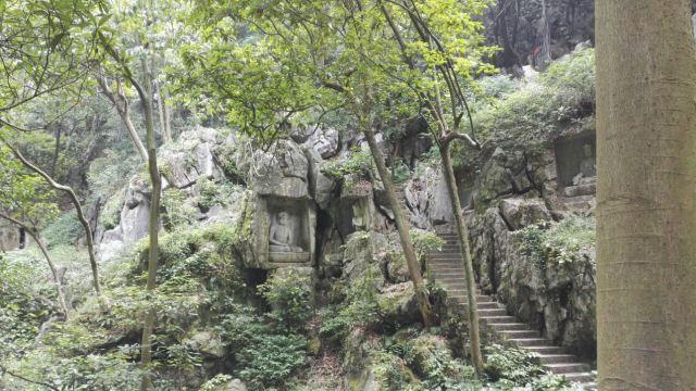 Hangzhou Lingyin Temple and Feilai Peak Scenic Spot