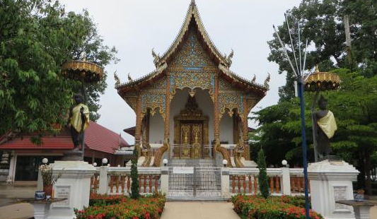 Wat Muen San Temple