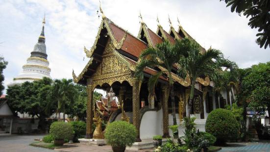 Wat Gate Khar Rnam