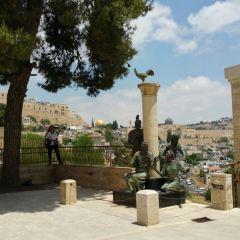 다윗왕의 무덤 여행 사진