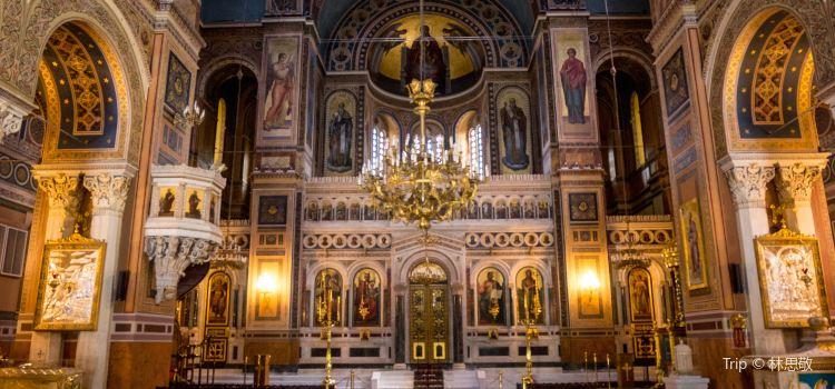 雅典大都市教堂3