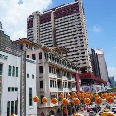싱가포르 차이나타운 여행 사진