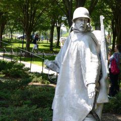 Korean War Veterans Memorial User Photo