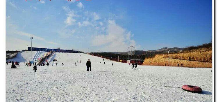 桃林溝滑雪場