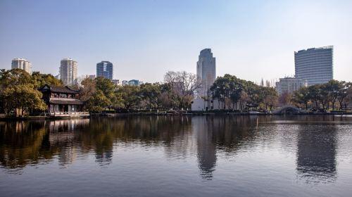 Yuehu Park