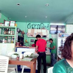 Green Bird User Photo