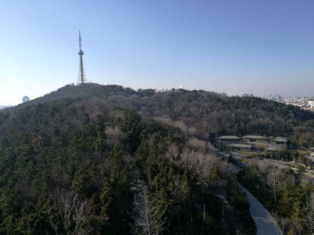 환추이러우공원