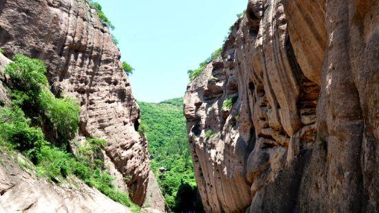 靈寶峽旅遊區