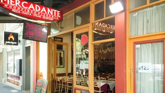 Mercadante Woodfired Pizzeria