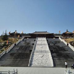 웨이하이 화샤청 여행 사진