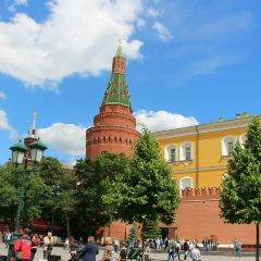 The Moscow Kremlin User Photo