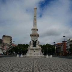 레스타우라도레스 광장 여행 사진