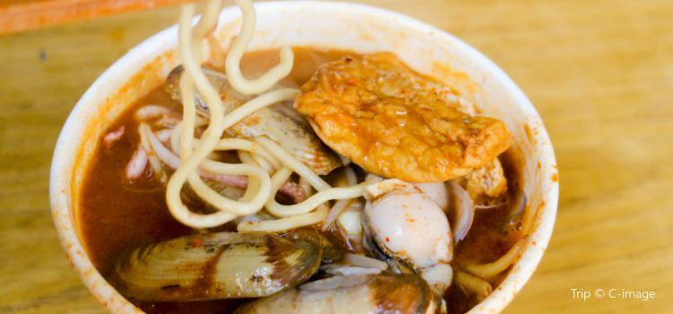 Wu Tang Sate Noodles2