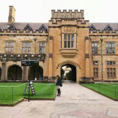 悉尼大學用戶圖片
