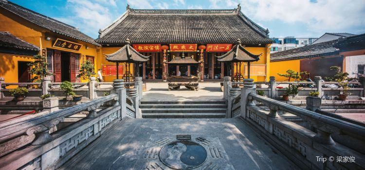 Suzhou City God Temple1