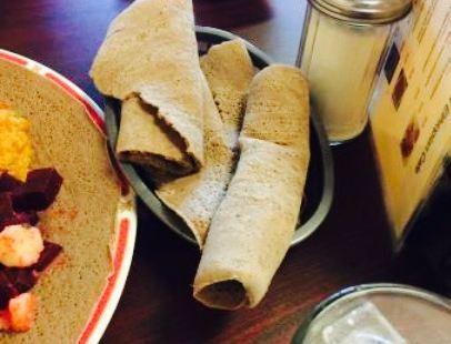 Eritrean & Ethiopian Cafe