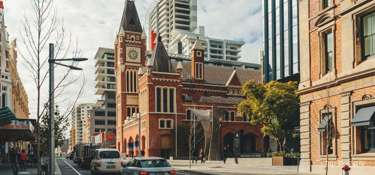 Perth Town Hall1