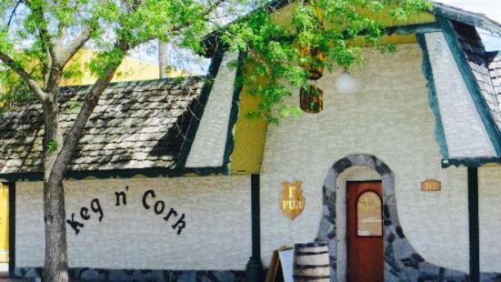 Keg and Cork Pub