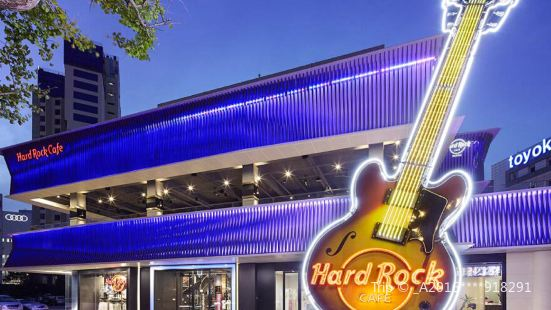 Hard Rock Cafe Busan