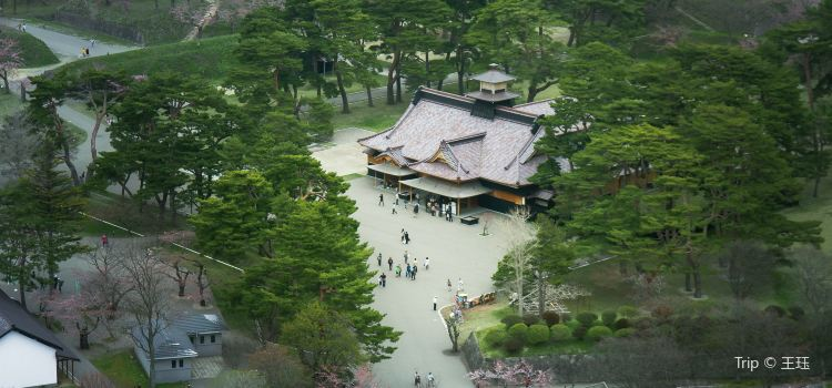 Goryokaku Tower1