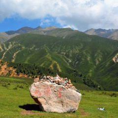 The Qilian Mountain Scenic Area User Photo