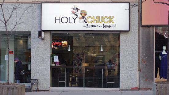 Holy Chuck Burgers (1450 Yonge St)