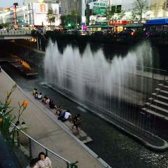 Cheonggyecheon User Photo