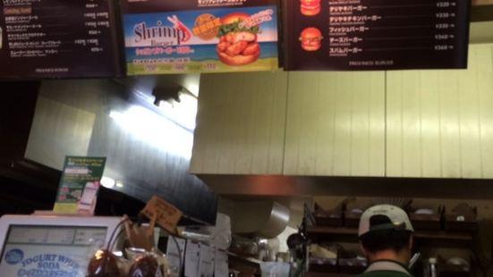 Freshness Burger天神商店