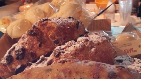 穀倉咖啡館和家庭麵包店