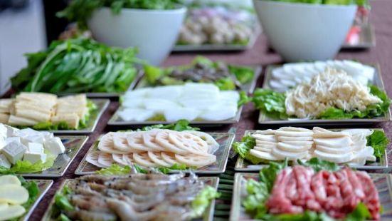 三亞灣皇冠假日度假酒店·疍家漁排海鮮餐廳