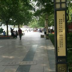 Giant Wild Goose Pagoda South Square User Photo