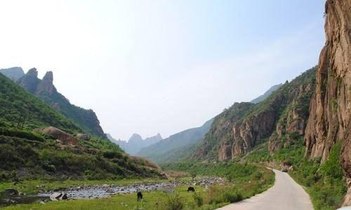 燕山大峽谷
