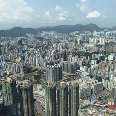 Sky100 Observation Deck User Photo