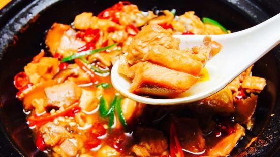 李氏黃燜雞米飯