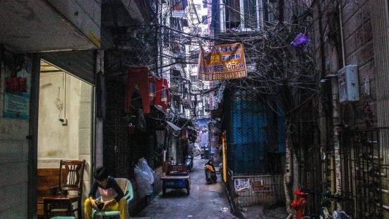深圳白石洲商業步行街