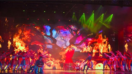 Miaozhai Story Bonfire Performance