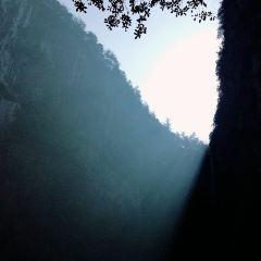 武隆天坑地縫國家地質公園用戶圖片