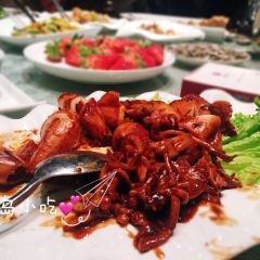 開海紅島海鮮蝦水餃(新湛路店)用戶圖片