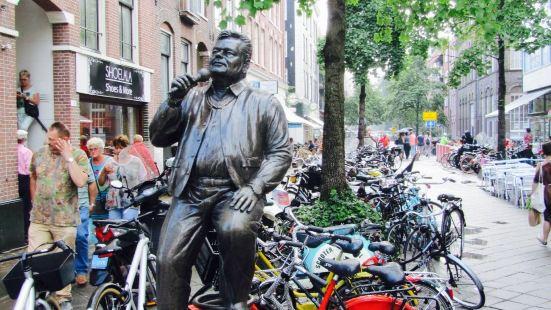 Andre Hazes Monument