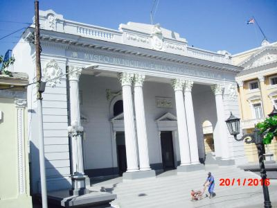 Emilio Bacardi Moreau Museum